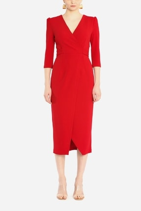 Ayhan Anvelop Form Elbise