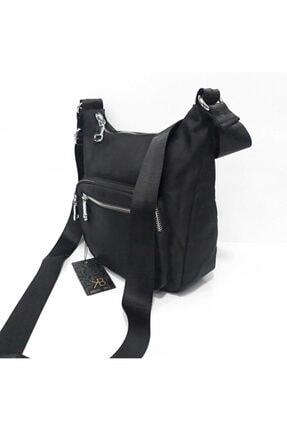 Kriste Bell Kadın Siyah Çapraz Çantası