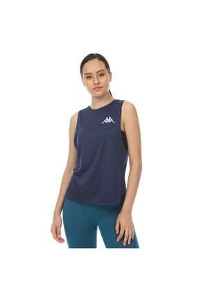 Kappa Kadın Lacivert T-shirt