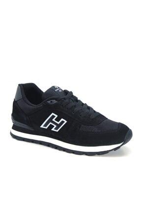 Hammer Jack Unisex  Siyah Günlük Ayakkabı