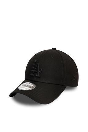 New Era La Dodgers Essential Black 9forty Snapback Şapka 12052000