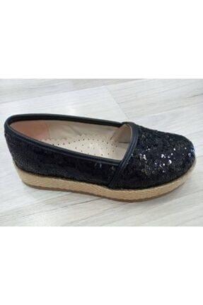 Vicco Kadın Siyah Patik Babet Ayakkabı V825.z.459