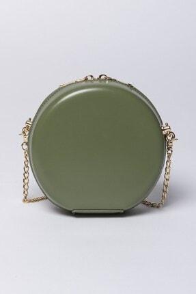 Jacquline Kadın Yeşil Çapraz Çanta