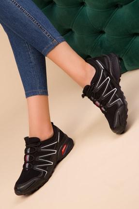 SOHO Kadın Siyah Sneaker 15224