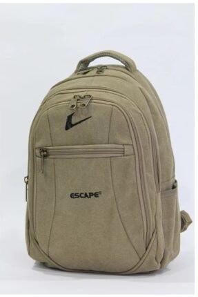 Escape  Unisex Yeşil Sırt Çanta