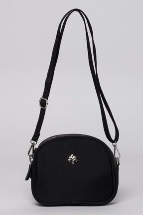 Jacquline Kadın Siyah Çapraz Çanta