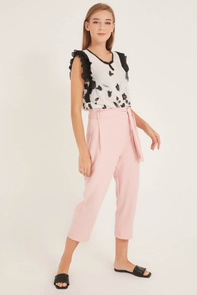 Home Store Kadın Pembe Pantolon 20230002062