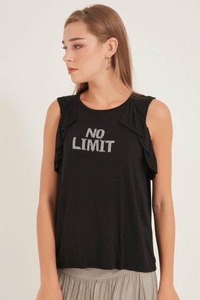 Kadın Sıyah Bluz 20250119026