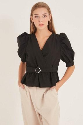 Home Store Kadın Sıyah Bluz 20230007203