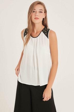 Home Store Kadın Beyaz Bluz 20101094987