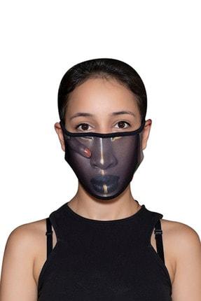 ANGELINO Maske Telli Yıkanabilir Biyeli Us No 35