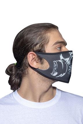 ANGELINO Maske Telli Yıkanabilir Biyeli Us No 26