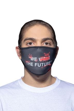 ANGELINO Maske Telli Yıkanabilir Biyeli Us No 21