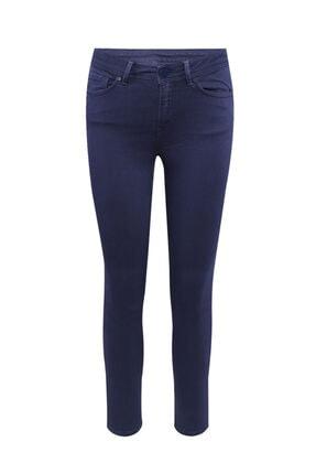 W Collection Kadın  Lacivert 5 Cep Jean Pantolon