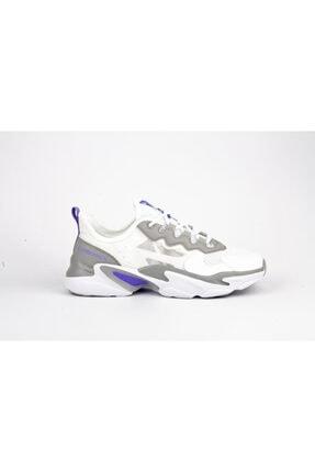 Lumberjack Glassy Wmn Beyaz/gri Kadın Sneaker Ayakkabı 20I001E0-GLASSYWMN_BEYAZ