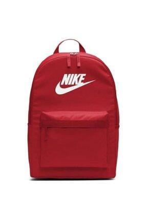 Nike Heritage 2.0 Unisex Kırmızı Günlük Stil Sırt Çantası Ba5879-658
