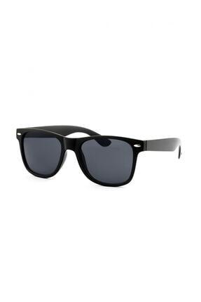 Polo U.K. Unisex Siyah Güneş Gözlüğü