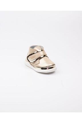 Vicco 915. E20k.046 Phylon Altın Deri Ilkadım Ayakkabısı(19-21) Altın-20