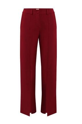 W Collection Kadın Kırmızı Pantolon
