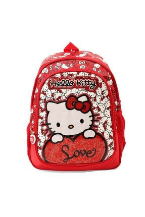 Hakan Çanta Hello Kitty Okul Çantası 86001