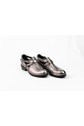Mammamia D18ka-900-z Oxford Hakiki Deri Kadın Günlük Ayakkabı