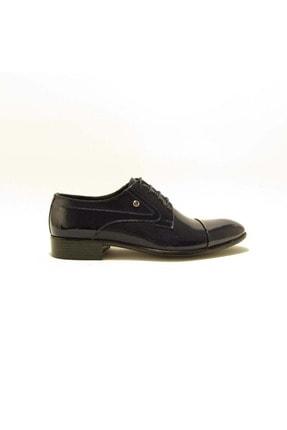 Pierre Cardin P63142g Erkek Rugan Klasik Ayakkabı - Siyah - 44
