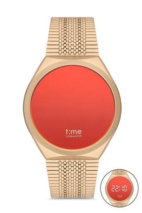 Timewatch Time Watch Tw.146.2grg Unisex Kol Saati