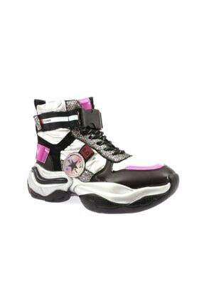 Guja Kadın Gümüş Ayakkabı 20k340-9
