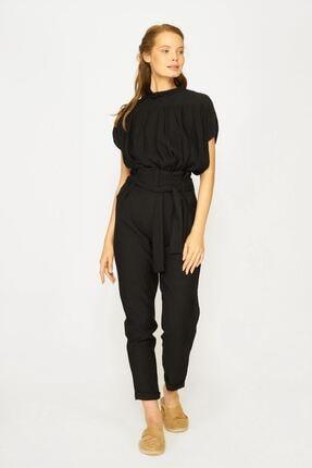 Batik Kadın Siyah Casual Pantolon