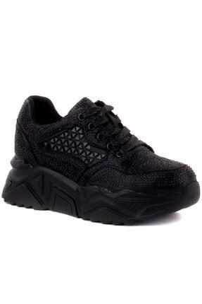 Guja 20k339-1 Siyah Renk Günlük Ayakkabı