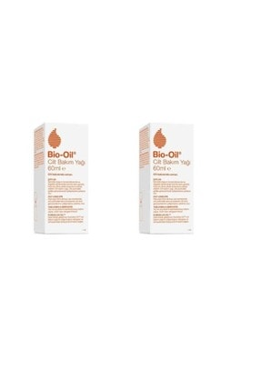 Bio Oil Bio Oil Ciltteki Kuruluklara Karşı Bakım Yağı 60 Ml *2 Adet