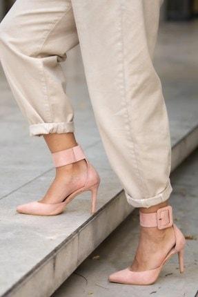 Mio Gusto Olimpia Pudra Topuklu Ayakkabı
