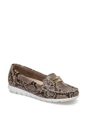 Butigo FLOY Taba Kadın Loafer Ayakkabı 100532552