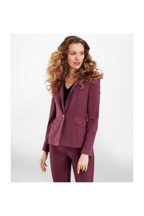 Brooks Brothers Kadın Bordo Ceket