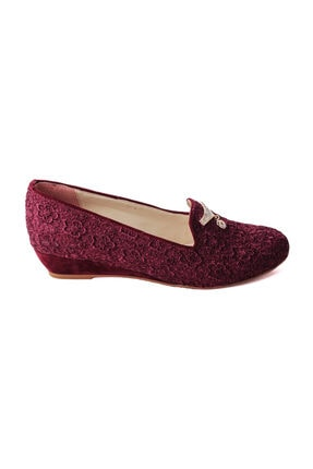 Ayakland Büyük Numara Abiye Kadın Ayakkabı