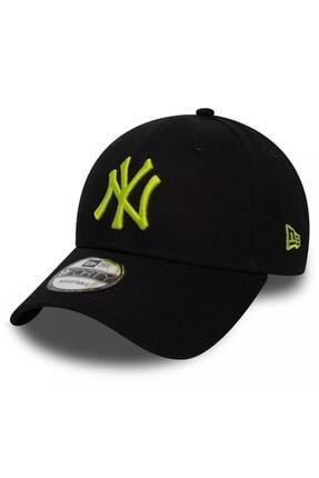 New Era Unisex Siyah League Essentıal  Osfa Şapka