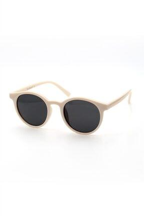 Silvio Monetti Kadın Krem Uv400 Güneş Gözlüğü Sılvıo Monettı - 3sm3019r002