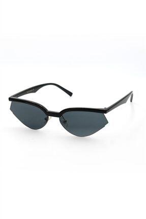 Silvio Monetti Kadın Siyah Uv400 Güneş Gözlüğü - 3sm1925r001