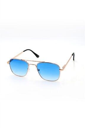 Silvio Monetti Kadın Mavi Güneş Gözlüğü
