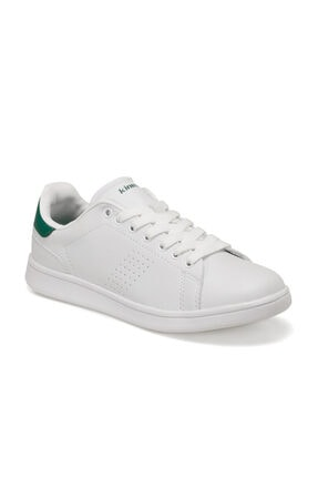 Kinetix Unisex 36-40 Beyaz-yeşil Spor Ayakkabı/beyaz/38 Numara