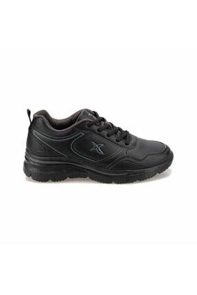 Kinetix Suomy 9pr Kadın Siyah-gri Günlük Spor Ayakkabı