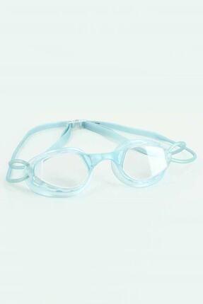 Sportive Açık Mavi Yüzücü Gözlüğü