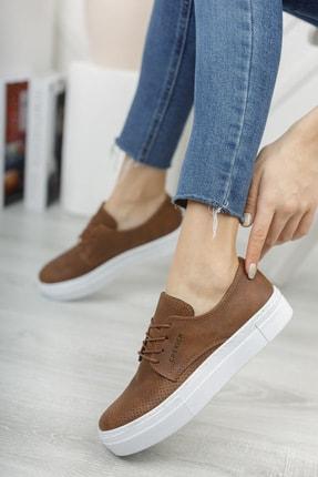 Chekich Ch061 Kadın Ayakkabı Taba