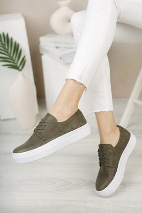 Chekich Ch005 Kadın Ayakkabı Haki