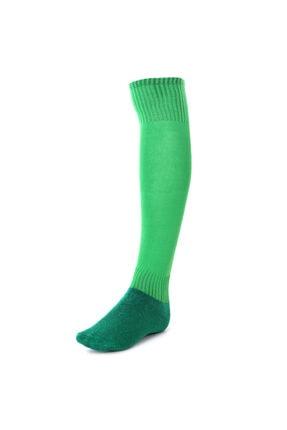 Sportive Uzun Konçlu Erkek Yeşil Futbol Çorabı 17003-ys