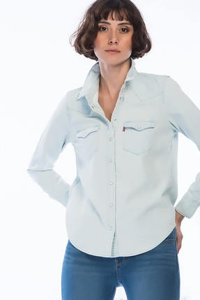 Levi's Kadın Jean Gömlek 58930-0008