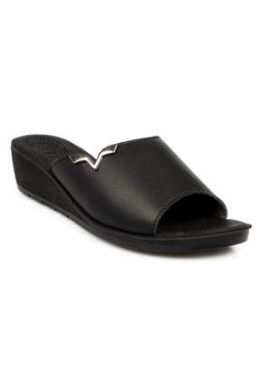 Muya Kadın Siyah Comfort Terlik 30011 Z