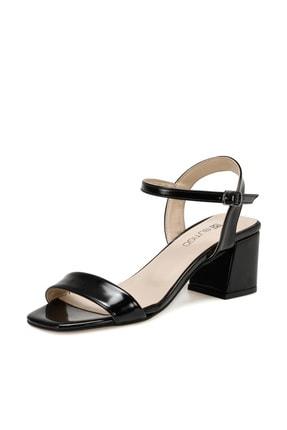 Butigo 20S-551C Siyah Kadın Sandalet 100517413