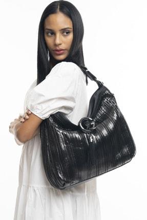 Matthew Cox Rugan Siyah Kadın Omuz Çantası Byn881