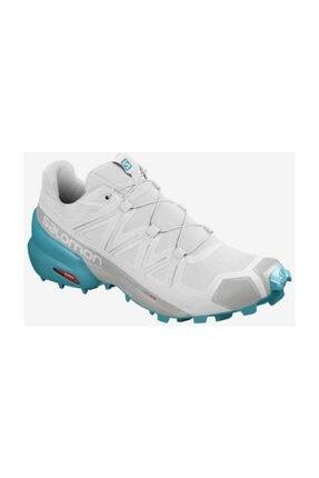 Salomon Kadın Beyaz Outdoor Ayakkabı